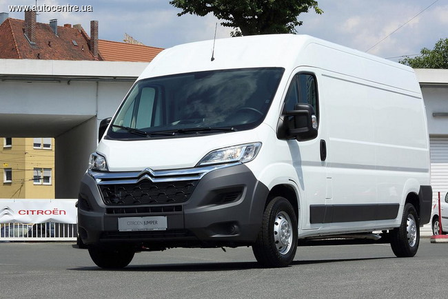 Citroen jumpy van 2015