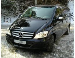 Mercedes Viano 7 мест 4х4