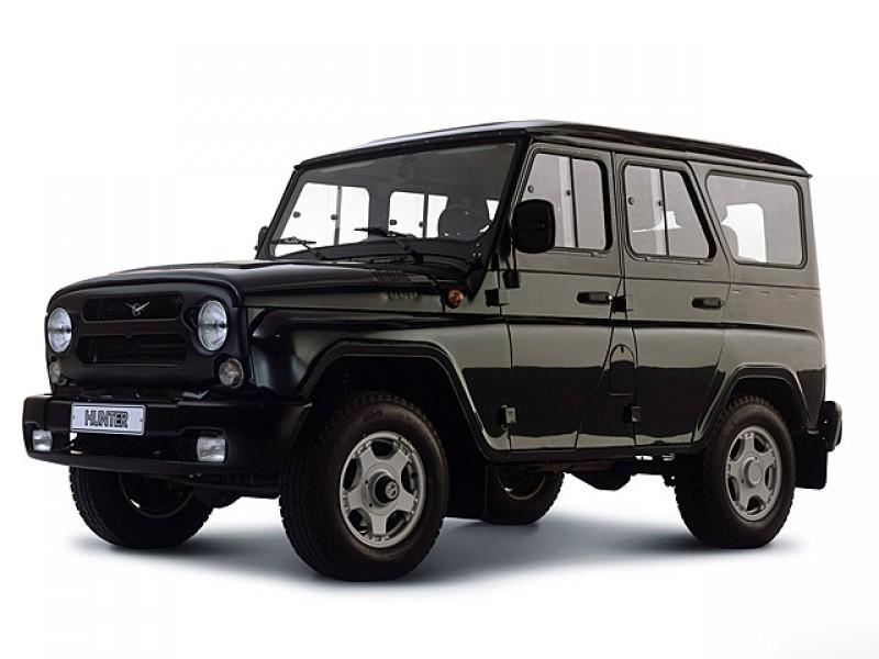 УАЗ Hunter 4x4