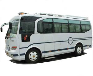 Прокат автобусов без водителя